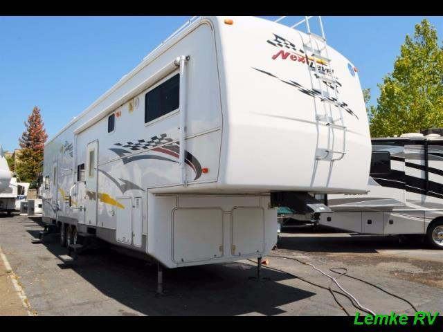 2008 Holiday Rambler Next Level 38FKD