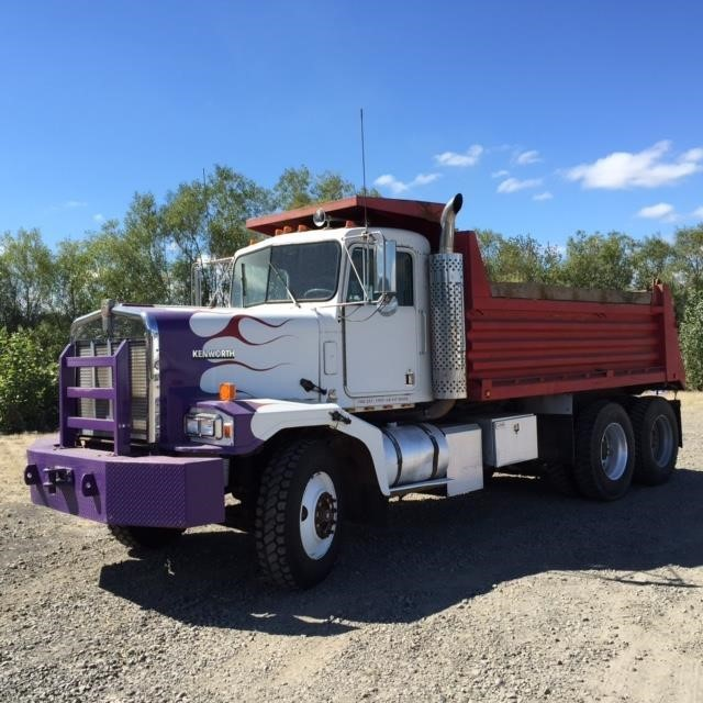 1983 Kenworth C500 Dump Truck
