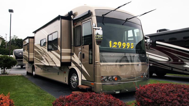 2005 American Coach Eagle 40L