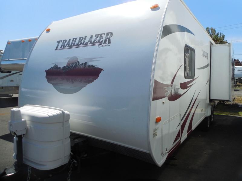 2011 Komfort Trailblazer 240RK