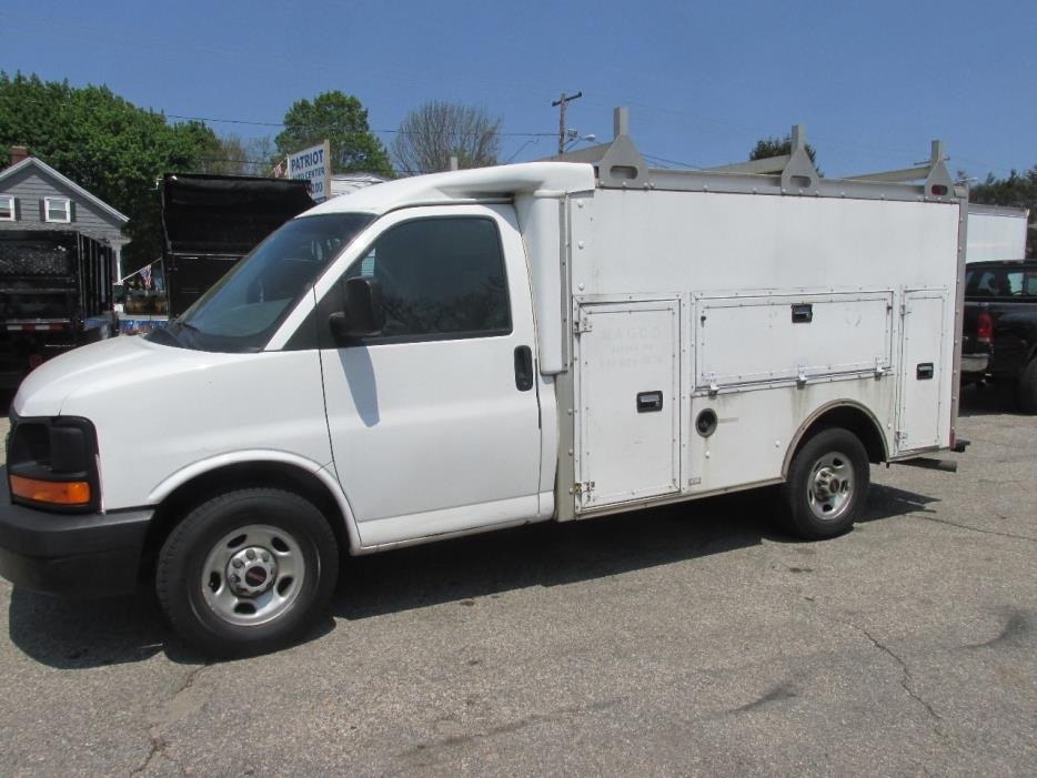 2003 Chevrolet Express  Utility Truck - Service Truck