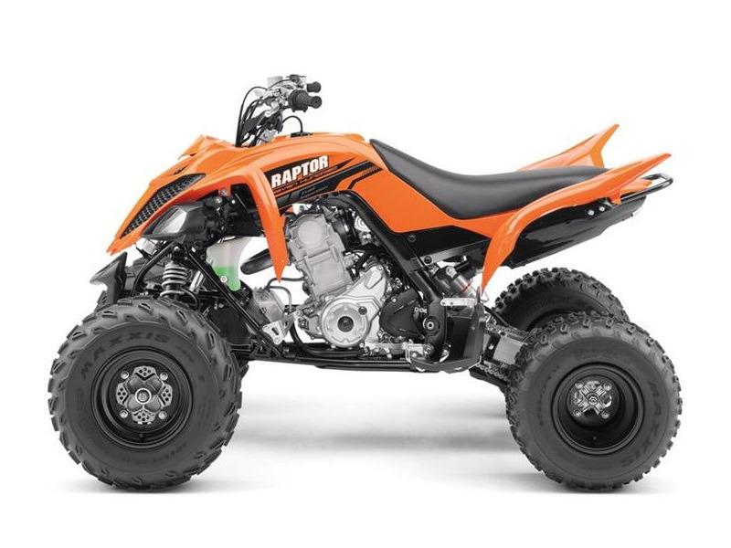 2017 Yamaha Raptor 700
