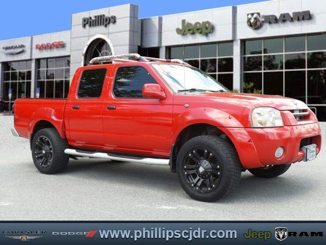 2001 Nissan Frontier 2wd Pickup Truck