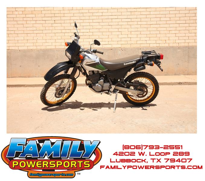 Kawasaki Super Sherpa Kl For Sale