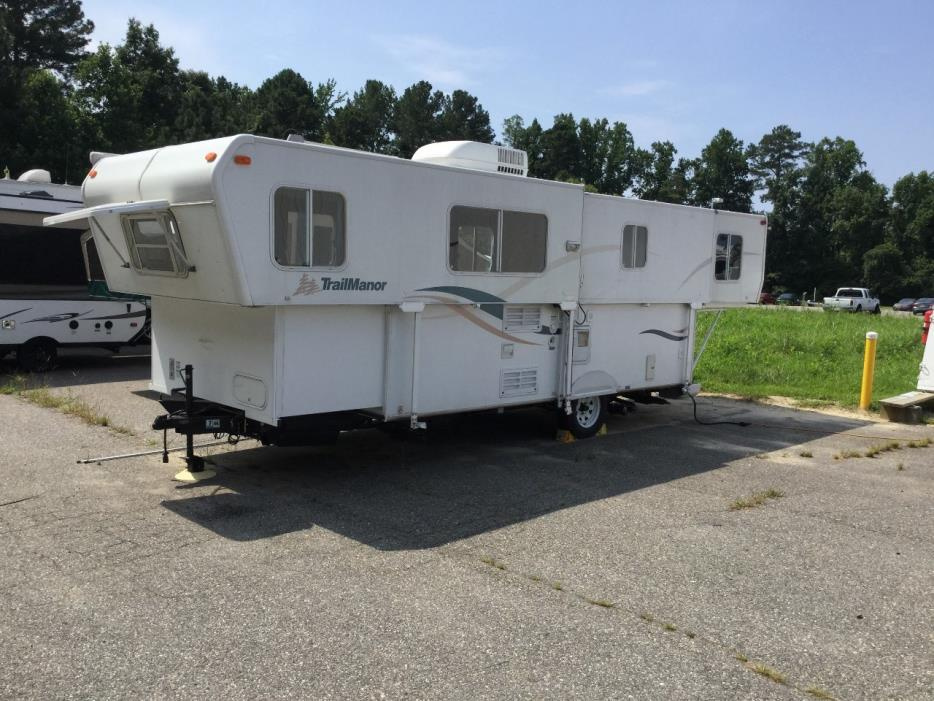 2006 Trailmanor 2720sl