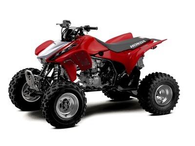2014 Honda TRX 450R (Elec Start)