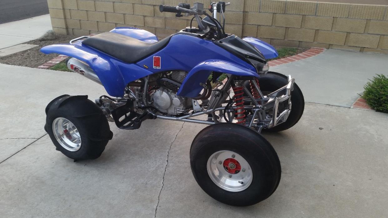 2002 Honda Trx 400EX