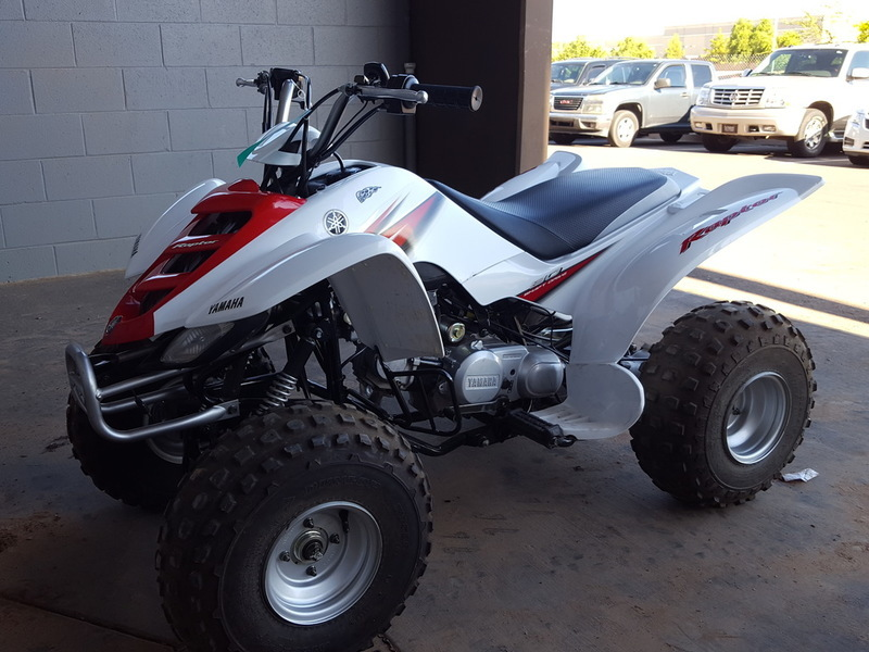 Youth motorcycles for sale in arizona for Yamaha raptor 50cc