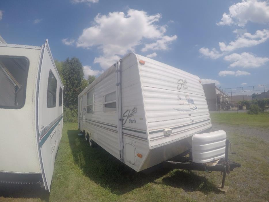1996 shasta travel trailer
