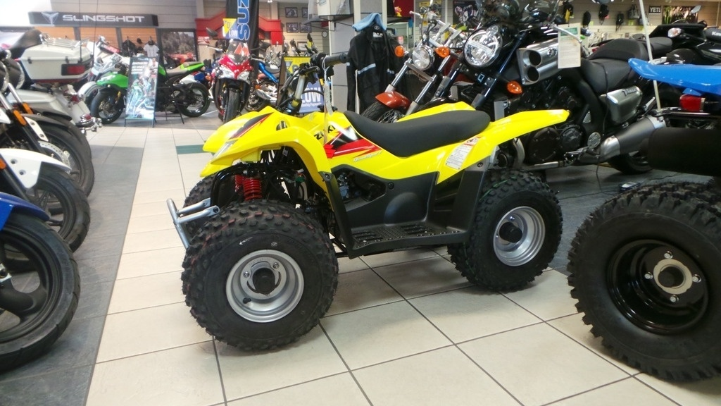 2017 Suzuki QUADSPORT Z90 BASE