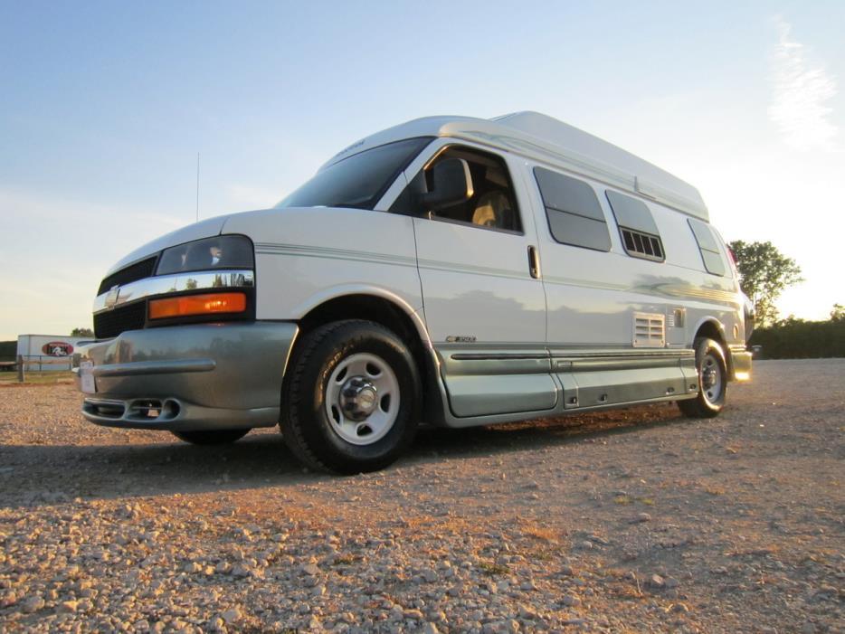 2003 Roadtrek 190 Versatile