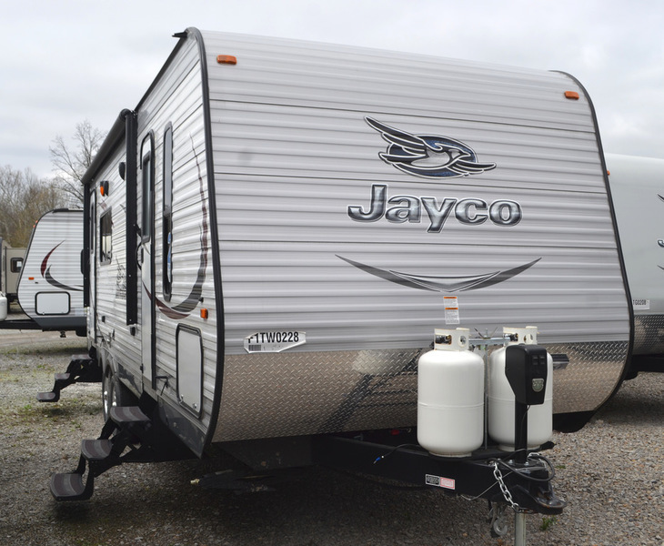 2015 Jayco JAY FLIGHT 26RKS