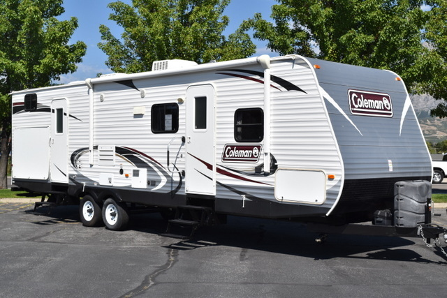 2013 Coleman EXPEDITION CTS314BH