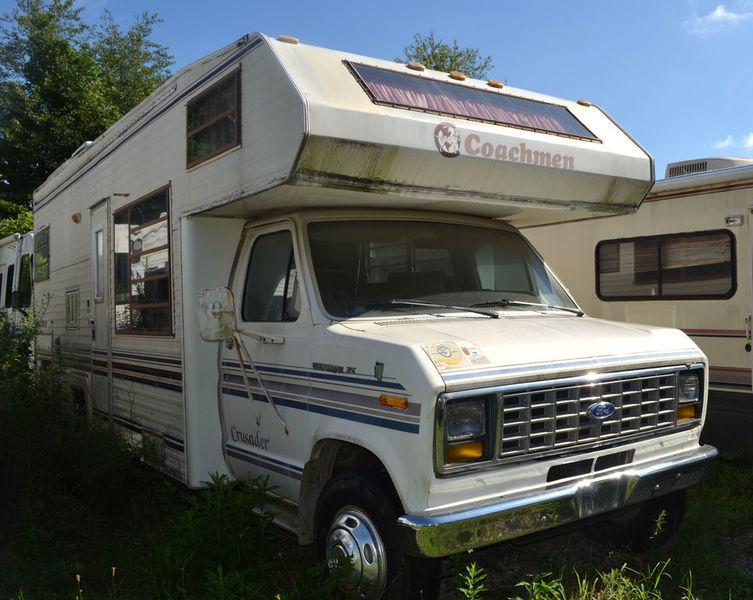 1987 Coachmen Rvs For Sale