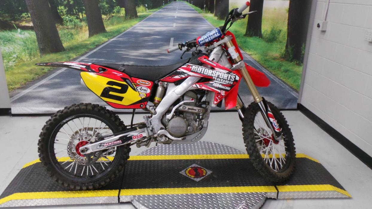 Honda crf250r motorcycles for sale in worcester massachusetts for Honda dealer worcester ma
