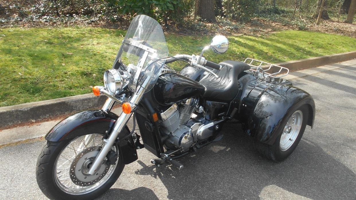 1996 Honda Shadow VT1100