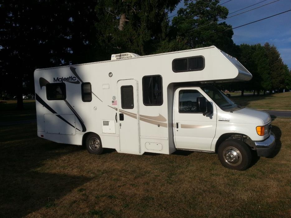 2008 Thor Motor Coach Four Winds Majestic 23A