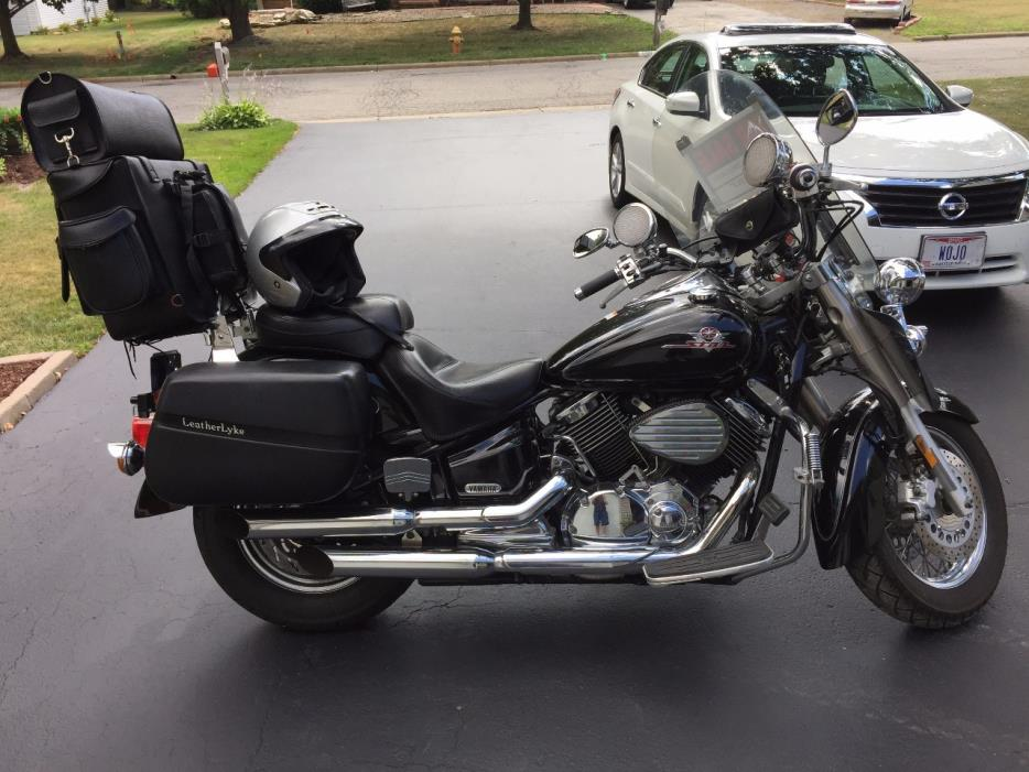 yamaha 1100 motorcycles for sale in mineral ridge ohio. Black Bedroom Furniture Sets. Home Design Ideas