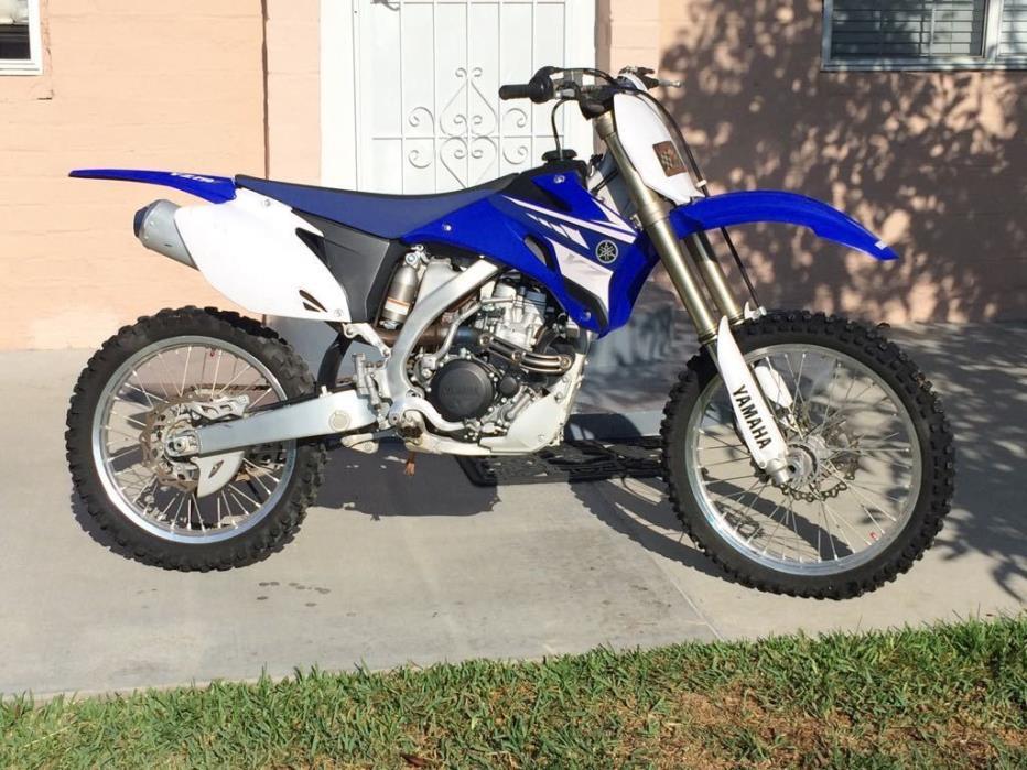2006 Yamaha 450