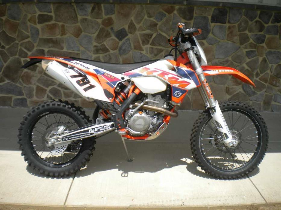 ktm 350 xcf w six days 350 xcf w six days motorcycles for sale. Black Bedroom Furniture Sets. Home Design Ideas