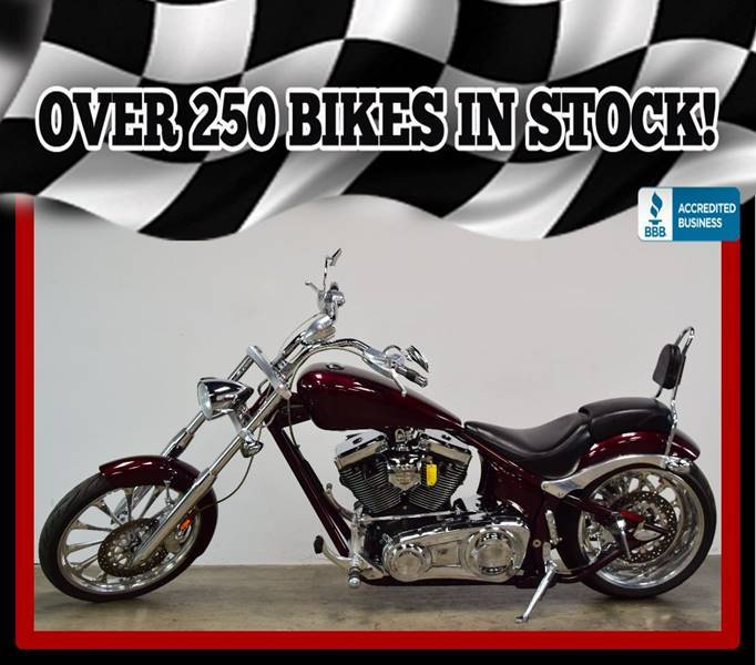 2005 Big Dog Motorcycles Chopper SOFTAIL