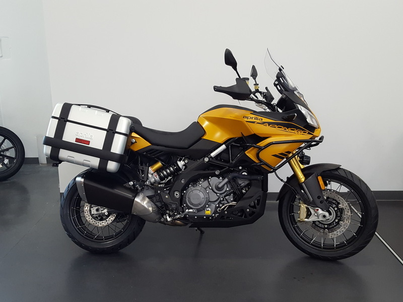 2006 Aprilia Scarabeo 500 with ABS