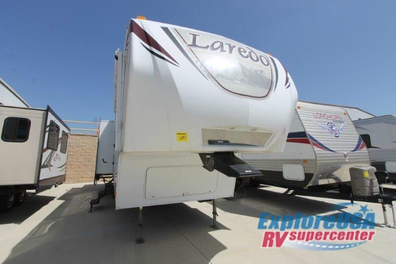2011 Keystone Rv Laredo 295RK
