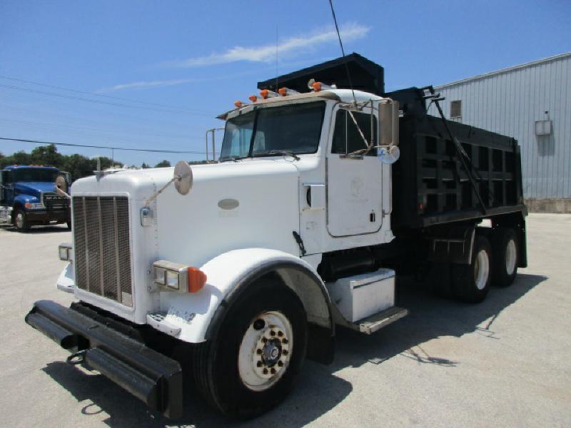 1999 Peterbilt 378  Dump Truck