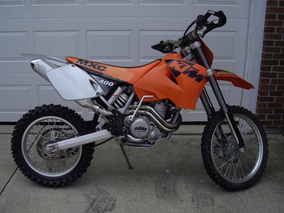 Ktm 400 Mxc Motorcycles for sale 0b248e392a