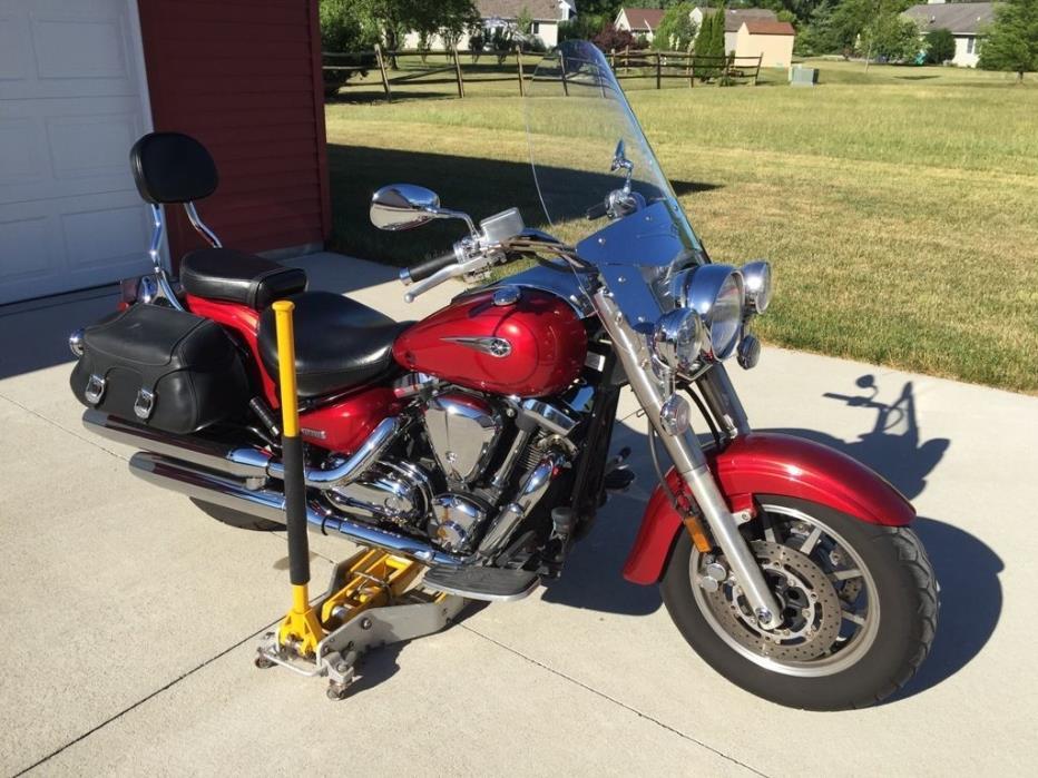 2013 Kawasaki Vulcan 1700 Voyager