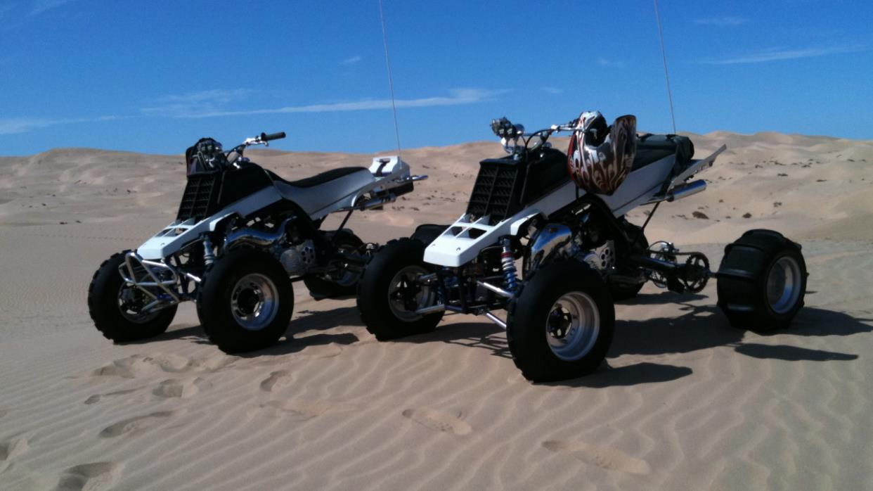 Banshee Paddles Motorcycles for sale