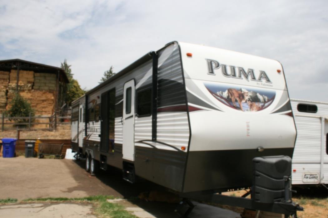 2016 Palomino Puma 39-PQB
