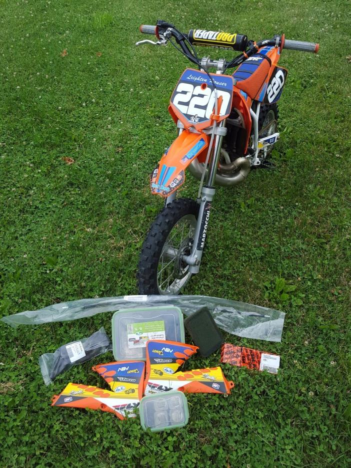 Ktm 50 Sx motorcycles for sale in Indiana