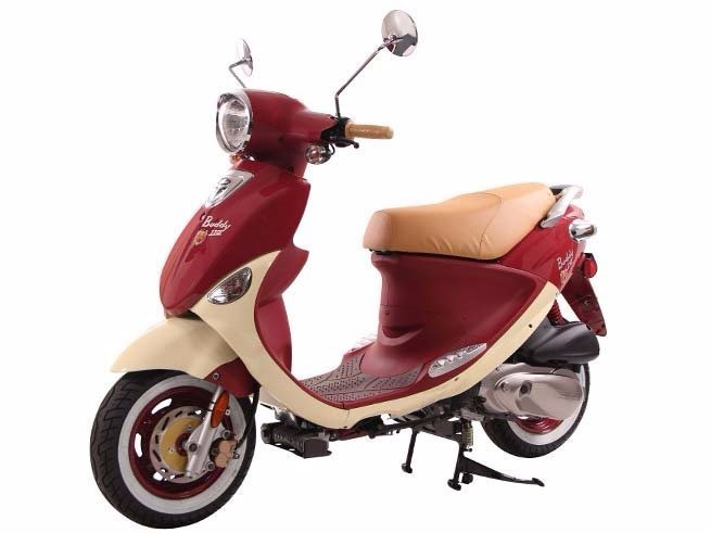 2016 Genuine Scooter Company Buddy 170
