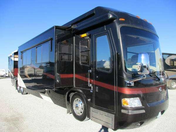 Diesel Pusher Motorhome Rvs For Sale In Denton Texas