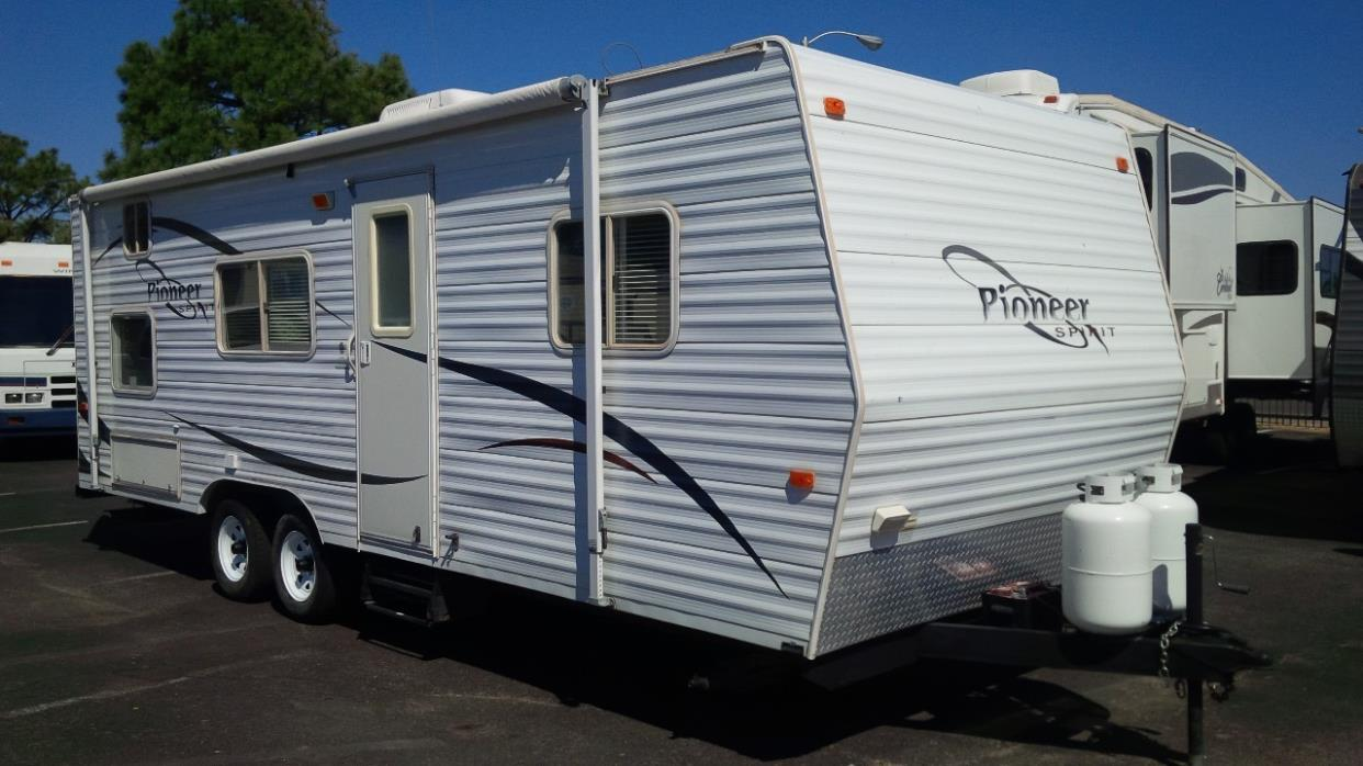 Pioneer 24bh Rvs For Sale