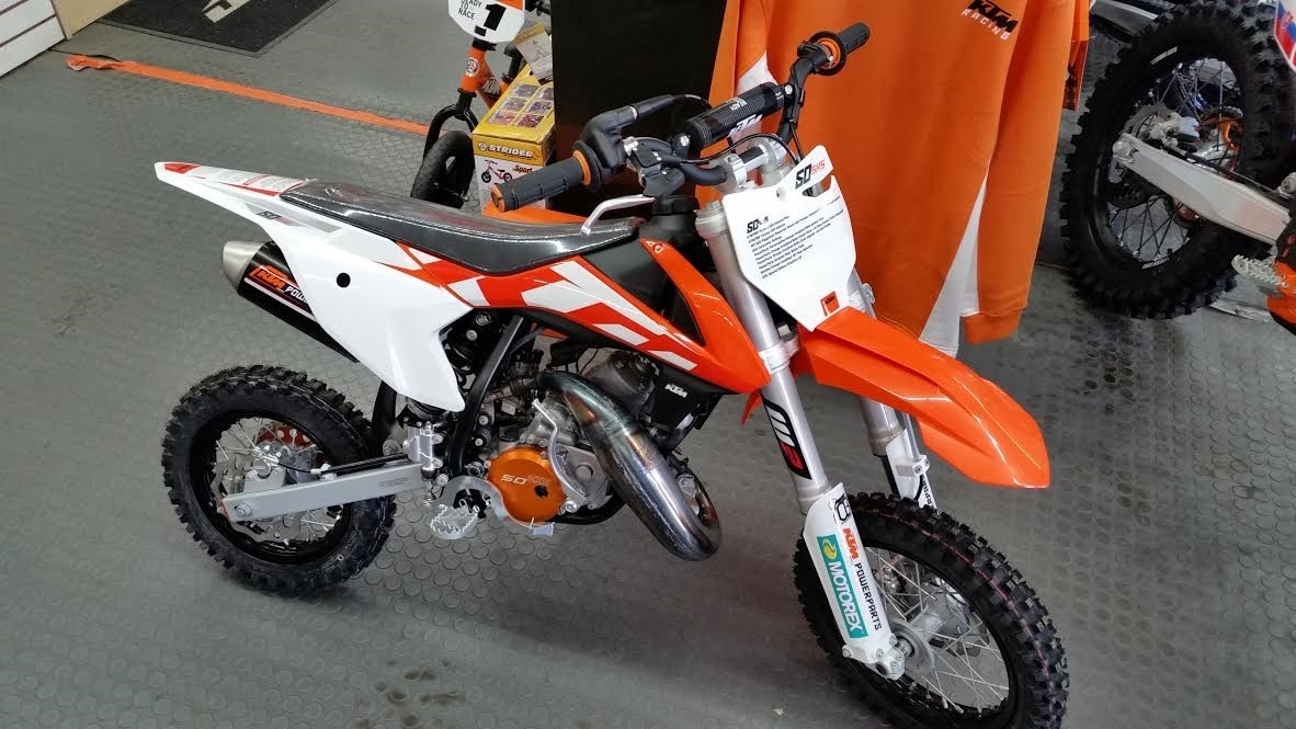 graphic ktm 50 sx motorcycles for sale