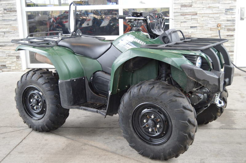 Yamaha grizzly 450 4x4 motorcycles for sale for Yamaha grizzly 450 for sale