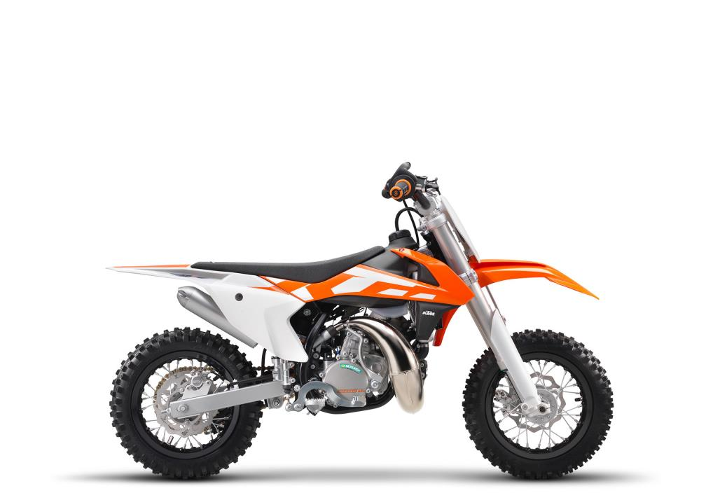 2017 KTM 85 SX