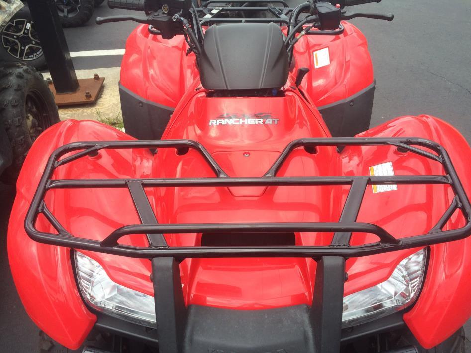 2013 Honda rancher at