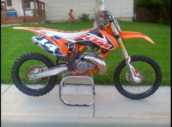 Ktm Dirt Bikes For Sale In Wyoming