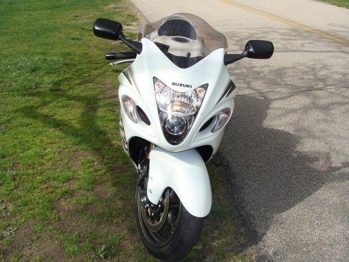 2008 Suzuki GSX-R 600