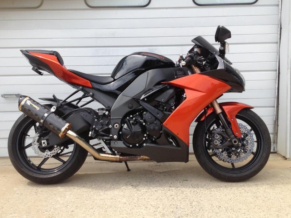 2010 Kawasaki KLR™650
