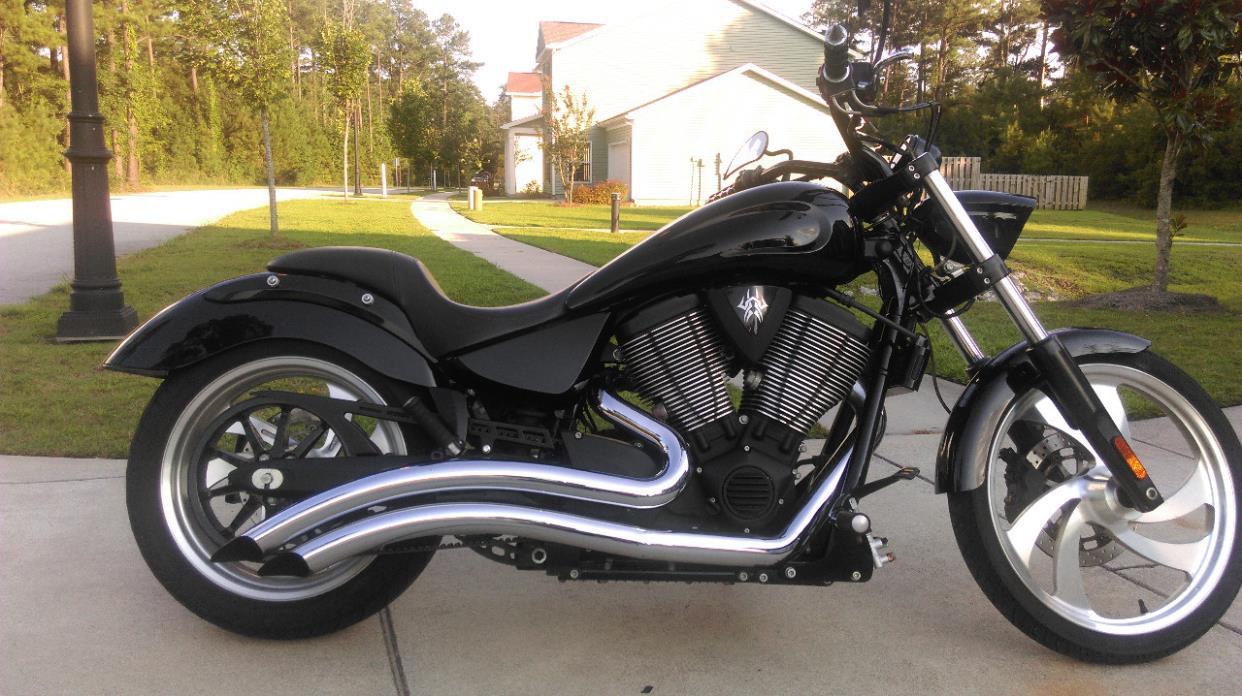 victory magnum arlen ness motorcycles for sale. Black Bedroom Furniture Sets. Home Design Ideas