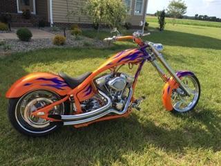2001 Custom Chopper