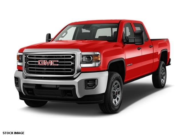 2016 Gmc Sierra 3500hd Cc Pickup Truck
