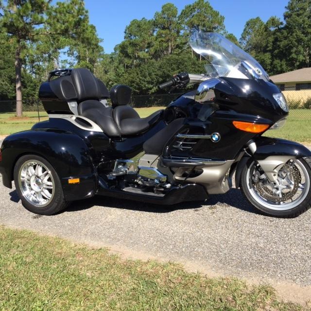 Hannigan K1200lt Trike Motorcycles For Sale
