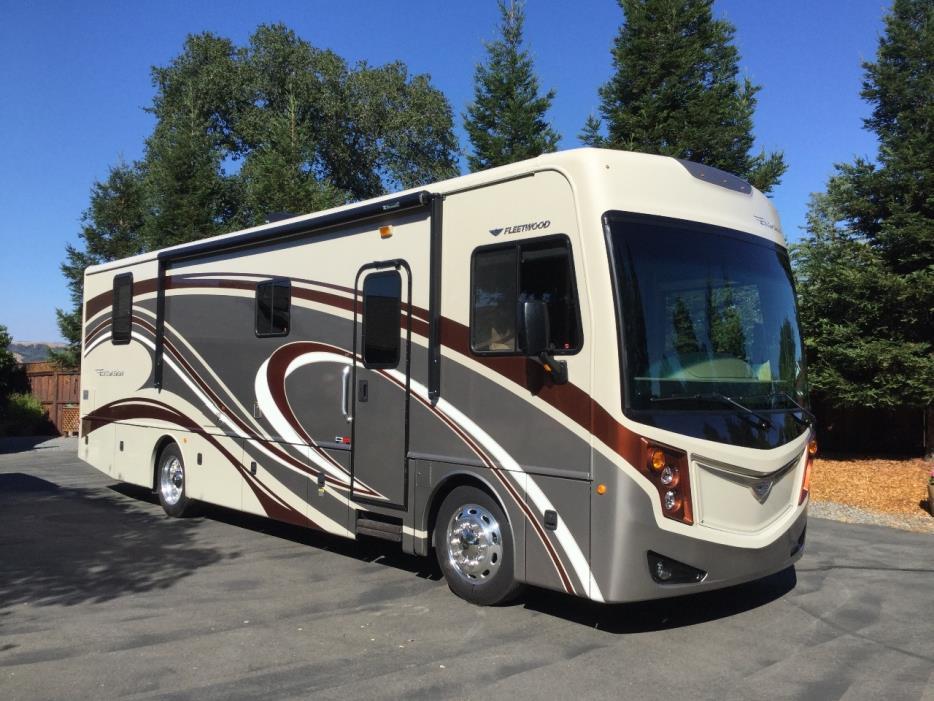 2013 Fleetwood Excursion 33a Rvs For Sale
