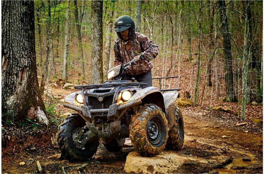 2017 Yamaha Kodiak 700 EPS - Realtree Xtra
