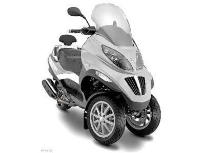 2009 Piaggio Mp3 400